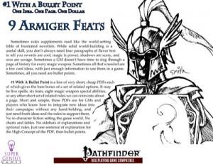 9 armiger