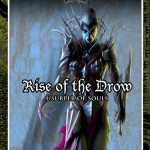 EZG reviews Rise of the Drow (Pre-kickstarter edition, A13-15)