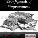 EZG reviews #30 Manuals of Improvement