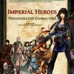 EZG reviews Imperial Heroes: Pregenerated Characters for Jade Regent