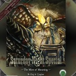 EZG reviews Saturday Night Specials: The Mires of Mourning