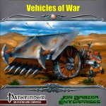 EZG eviews Book of Multifarious Munitions: Vehicles of War