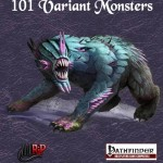 EZG reviews 101 Variant Monsters