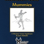 EZG reviews Monster Focus: Mummies