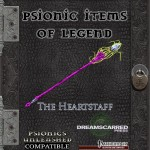 EZG reviews Psionic Items of Legend - The Heartstaff