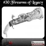 EZG reviews #30 Firearms of Legacy