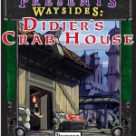 EZG reviews Christina Stiles Presents: Waysides - Didjer's Crab House