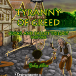 EZG reviews Cloak & Ballot Trilogy Part I: Tyranny of Greed