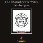 EZG reviews Class Expansions: The Charmbrewer Witch Archetype