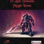 EZG reviews #10 Anti-Paladin Magic Items