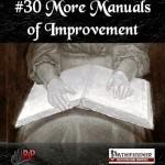 EZG reviews #30 More Manuals of Improvement