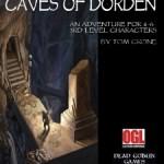 EZG reviews The Slaver Caves of Dorden