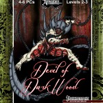 EZG reviews A2 - Devil of Dark Wood (Revised Edition)
