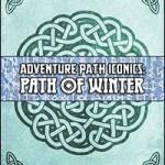 EZG reviews Adventure Path Iconics: Path of Winter
