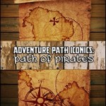 EZG reviews Adventure Path Iconics: Path of Pirates