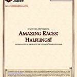 EZG reviews Amazing Races: Halflings