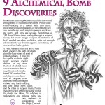 EZG reviews Bullet Points: 9 Alchemical Bomb Discoveries
