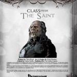 EZG reviews CLASSifieds: The Saint (Revised Edition)