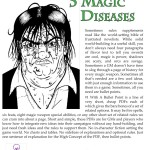 EZG reviews Bullet Points: 5 Magical Diseases