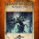 EZG reviews Road to War: The Equinox Crown