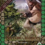 EZG reviews Hex Crawl Chronicles: The Troll Hills