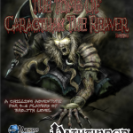 EZG reviews Grave Undertakings: The Tomb of Caragthax the Reaver (Revised Edition)