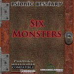 EZG reviews Psionic Bestiary: 6 Monsters