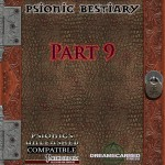 EZG reviews Psionic Bestiary Part 9