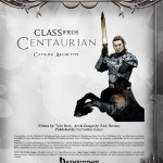 EZG reviews CLASSifieds: Centaurian (Cavalier Archetype)
