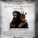 EZG reviews CLASSifieds: Shaman of Humanity
