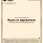 EZG reviews Feats of Abjuration