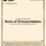 EZG reviews Feats of Dungeoneering