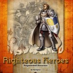 EZG reviews Righteous Heroes: Pregenerated Characters