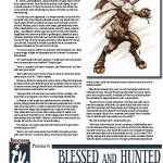 EZG reviews The Blessed and the Hunted: The Story of the Usa-Chan