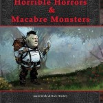 EZG reviews the Fat Goblin Travel Guide to Horrible Horrors & Macabre Monsters
