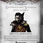 EZG reviews CLASSifieds: Skinwalking Shaman
