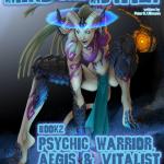 EZG reviews Mind over Matter: Psychic Warrior, Aegis & Vitalist