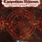 EZG reviews Compendium Arcanum Vol I: Cantrips & Orisons