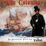 Shadows over Vathak: The Colonies GM's Guide