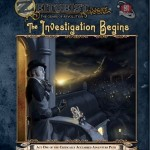 Zeitgeist: Act One - The Investigation Begins