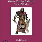 Warrior Prestige Archetypes: Nature Warden