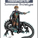 Classy Characters: Robomancer