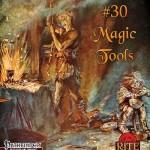 #30 Magic Tools