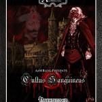AAW Blog presents: Cultus Sanguineus