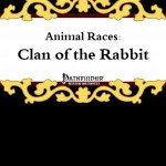Animal Races: Clan of the Rabbit