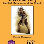 Steel and Fury - Combat Maneuvers of the Mighty (DCC)