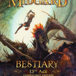 Midgard Bestiary (13th Age Compatible Version)