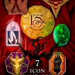 13th Age Monthly: 7 Icons Campaign (13th Age)