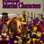 The Alternate Path: Martial Characters