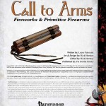 Call to Arms: Fireworks and Primitive Firearms